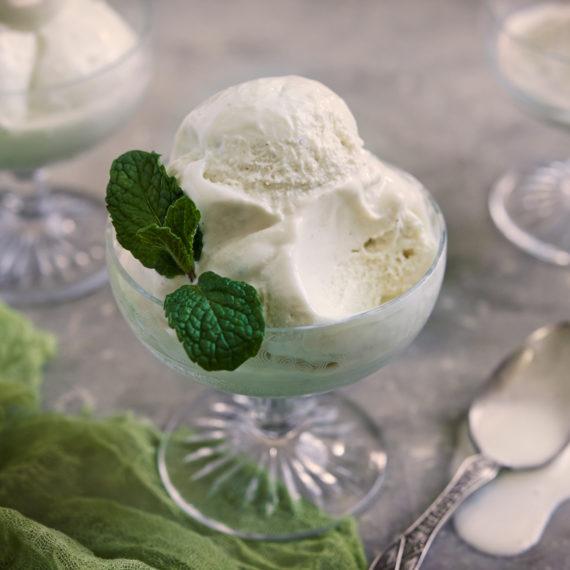 Front Porch Mint Ice Cream Flavor